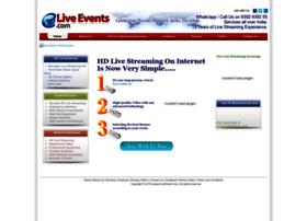 eliveevents.com
