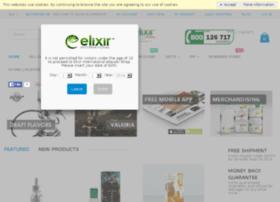 elixireliquids.com