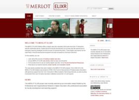 elixr.merlot.org