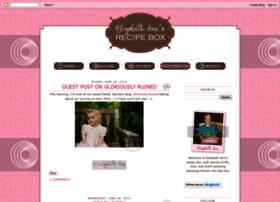 elizabethannsrecipebox.com