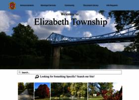 elizabethtownshippa.com