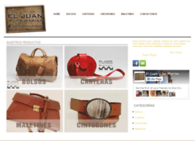eljuanylasmarias.com.ar