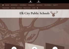 elkcityschools.com