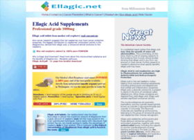 ellagic.net