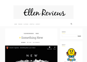 ellenreviews.blogspot.com