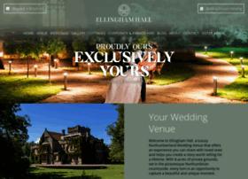ellingham-hall.co.uk