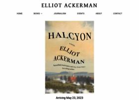 elliotackerman.com