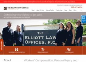 elliottlawoffices.com