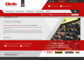elliotts4tools.co.uk