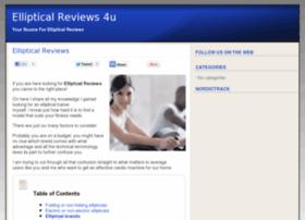 ellipticalreviews4u.com