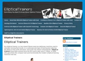 ellipticaltrainerv.com