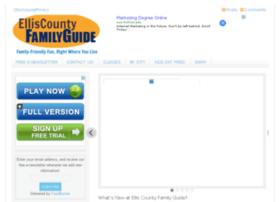 elliscountyfamilyguide.com
