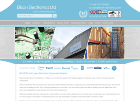 ellison-electronics.com