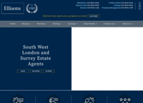 ellisons.uk.com
