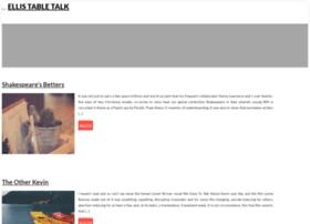 ellistabletalk.com