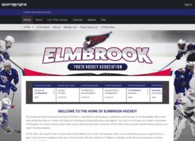 elmbrookyouthhockey.org