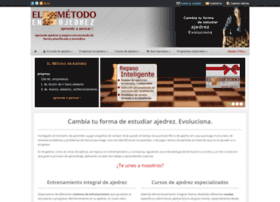 elmetodoenajedrez.com