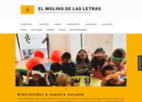 elmolinoescueladeartes.com