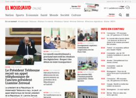 elmoudjahid.com