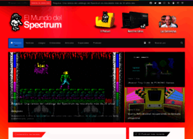 elmundodelspectrum.com