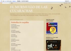 elmurmullodelascucarachas.blogspot.com