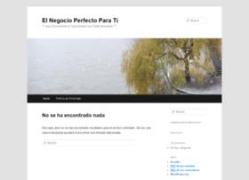elnegocioperfectoparati.net