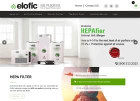 eloficairpurifier.com