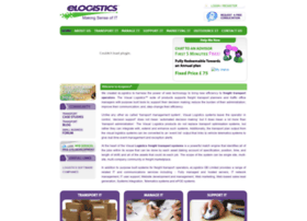 elogistics.com