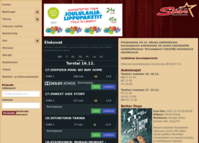 elokuvateatteristar.fi