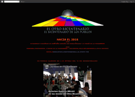 elotrobicentenarioeldelospueblos.blogspot.com