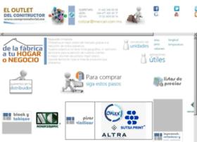 eloutletdelconstructor.com.mx