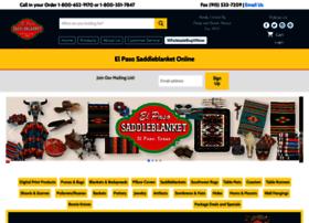 elpasosaddleblanket.com
