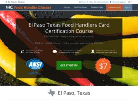 elpasotx.foodhandlerclasses.com