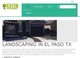 elpasotxlandscapingservice.com