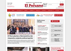 elperuano.com.pe