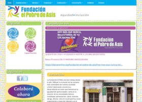 elpobredeasis.org.ar