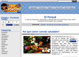 elporque.net