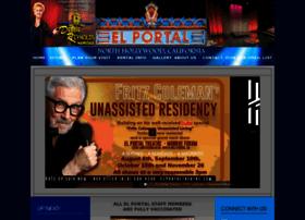 elportaltheatre.com