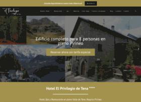 elprivilegio.com