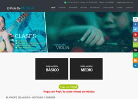 elprofedemusica.com