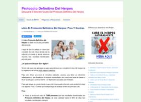 elprotocolodefinitivodelherpespdf.com