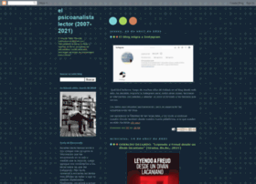 elpsicoanalistalector.blogspot.com.ar