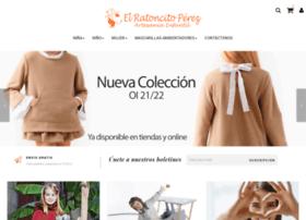 elratoncitoperezmoda.com