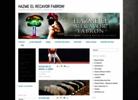 elrecavorfabron.wordpress.com