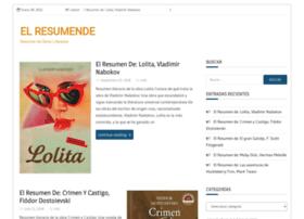 elresumende.com