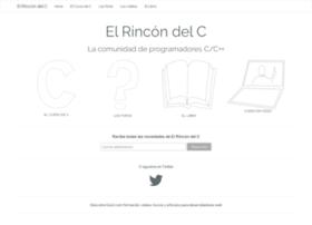 elrincondelc.com