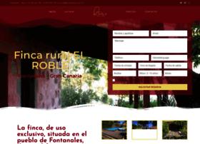 elroblecasarural.com