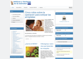 elsalvador.medicosdoctores.com
