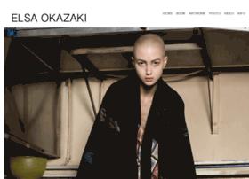 elsaokazaki.com