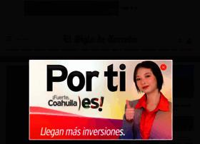 elsiglodetorreon.com.mx